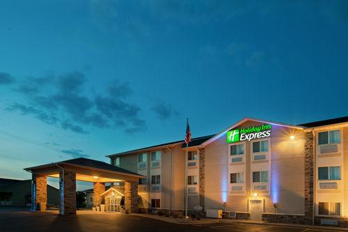 Holiday Inn Express Tuscola, Tuscola IL