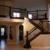 Vintage Wood Floors and Stairs