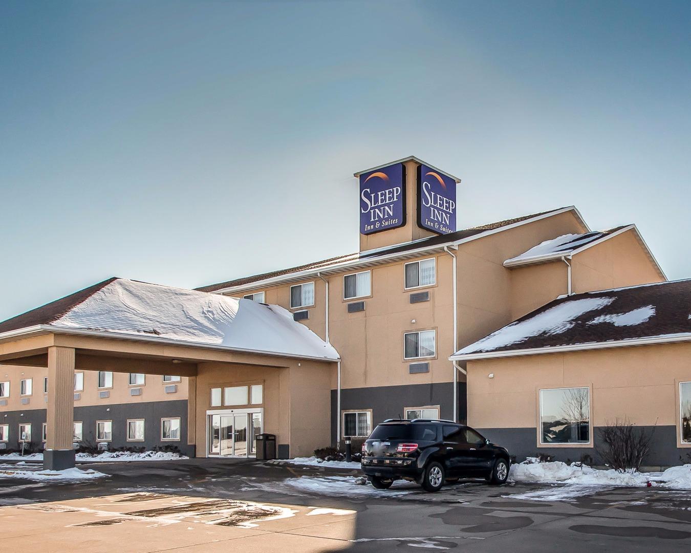 Sleep Inn & Suites, Mount Vernon IA