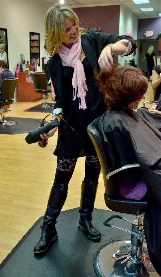 Tangles Hair Salon, Richboro PA
