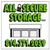 ALL SECURE STORAGE LLC