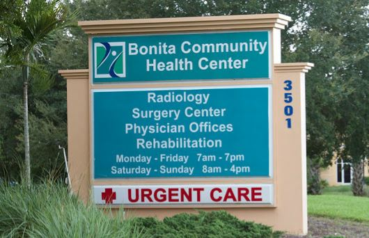 Bonita Community Health Center Bonita Springs Fl 34135