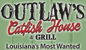 Outlaw's Catfish House & Grill, Alexandria LA