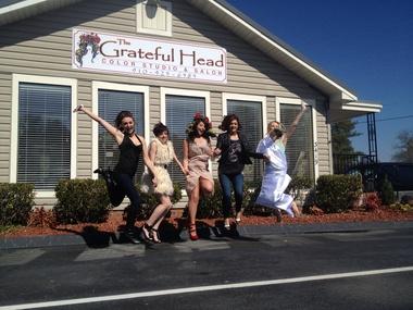 The Grateful Head Color Studio and Salon, Hope Mills NC