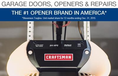Sears garage door installation and repair fairfield ca for Sears garage door repair reviews