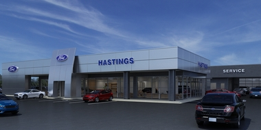 Hastings Ford Inc, Greenville NC