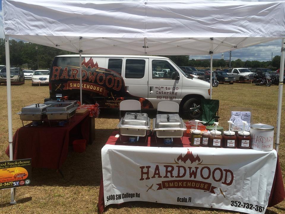 Hardwood Smokehouse, Ocala FL