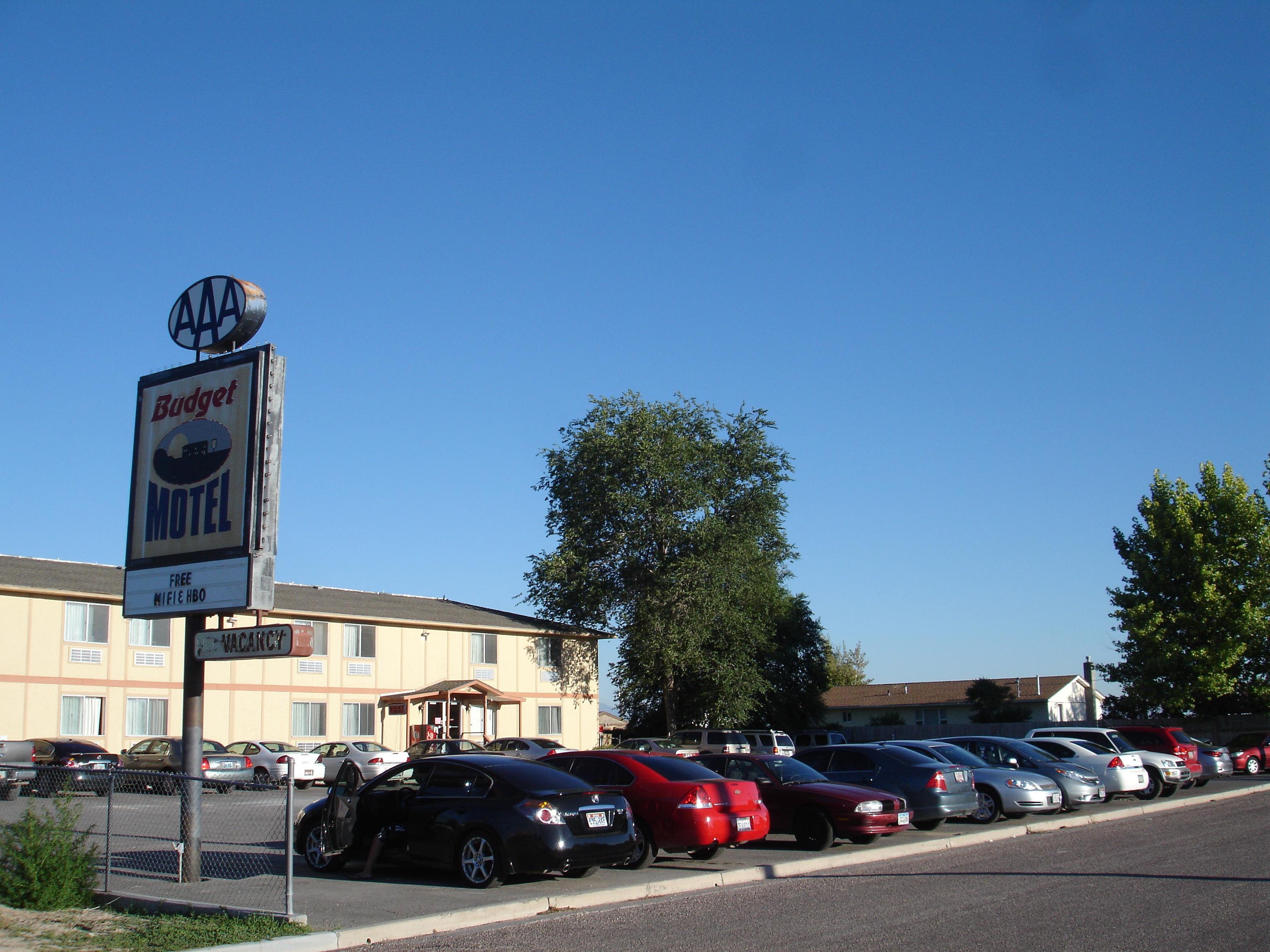 Budget Motel, Delta UT