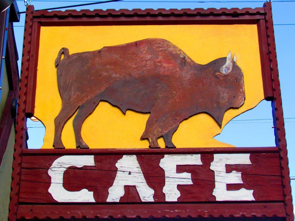 Buffalo Cafe, Whitefish MT