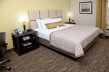 Candlewood Suites ST. CLAIRSVILLE, Saint Clairsville OH