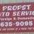 Propst Auto Service Inc
