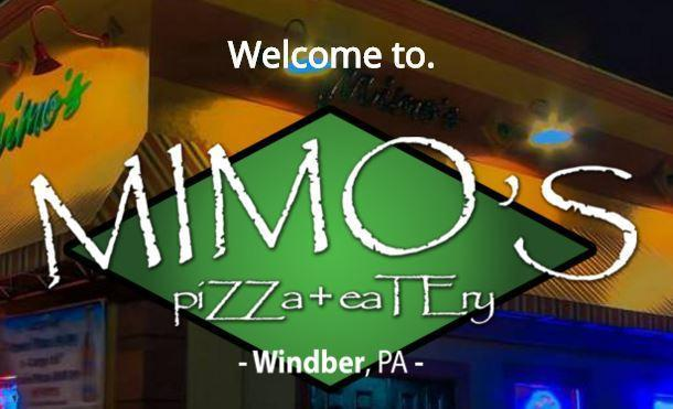 Mimo's Pizza & Family Restaurant, Windber PA