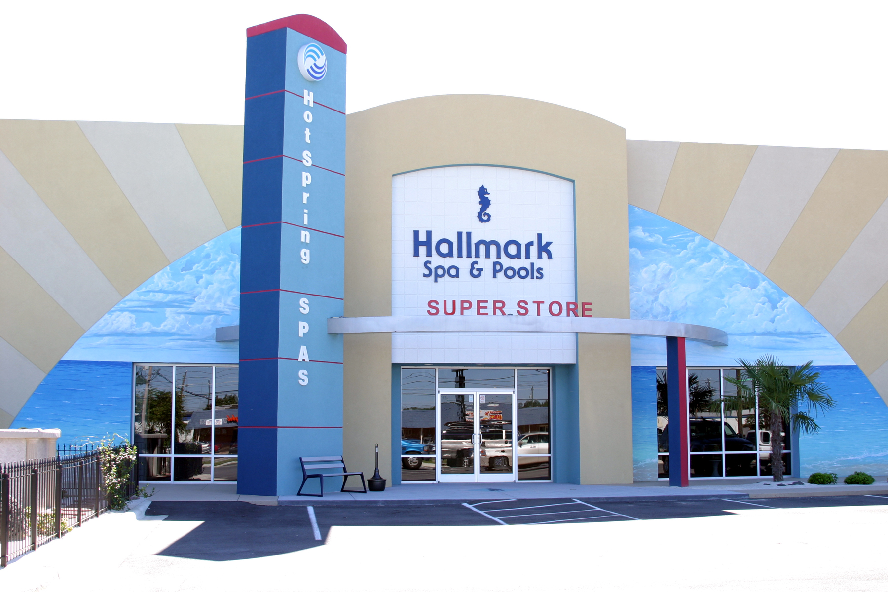 Hallmark Spa & Pools, Fayetteville NC