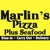 Marlin's Pizza Plus