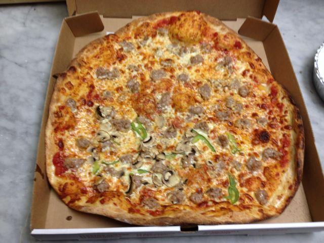 Johnny G's Pizzeria, Toms River NJ