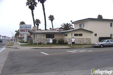 Sun N Sands Motel, Huntington Beach CA