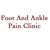 Foot And Ankle Pain Clinic