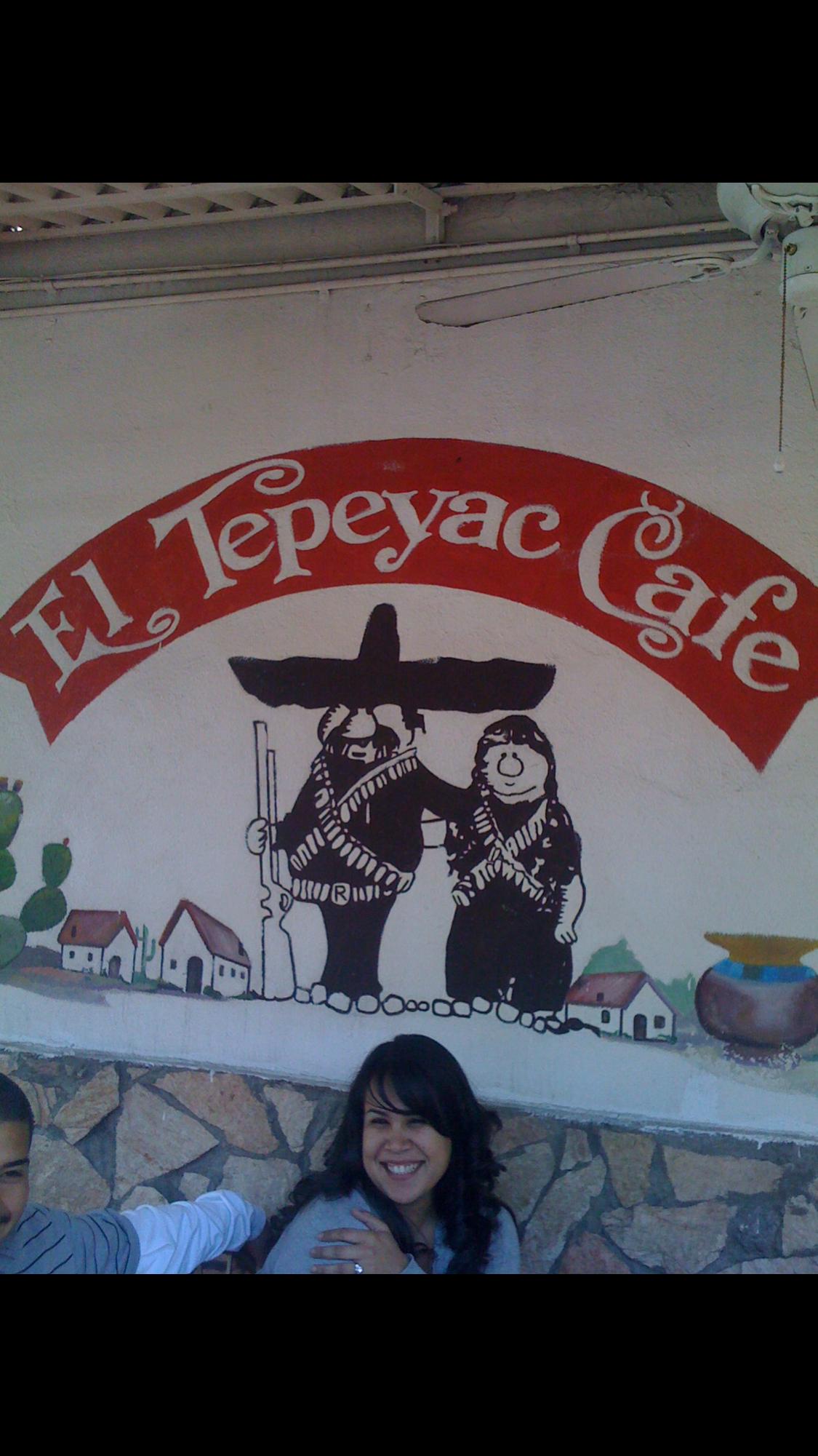 Manuel's El Tepeyac Cafe, Los Angeles CA