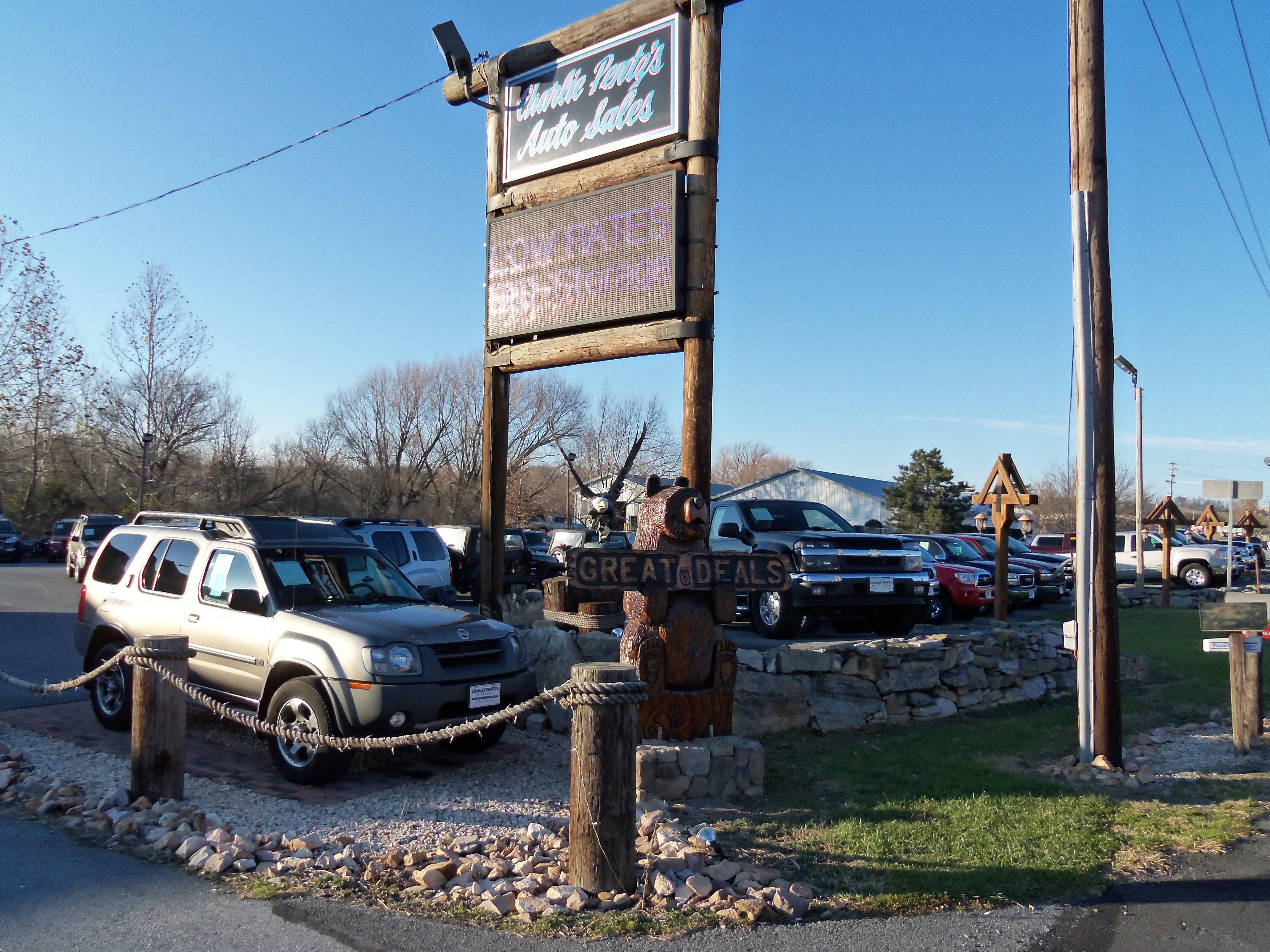 Charlie Pentz's Auto Sales, Waynesboro PA