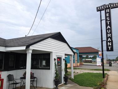 Horseshoe Restaurant, South Hill VA