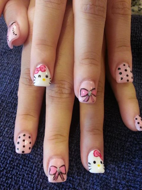 Perfect Ten Nails and Spa, Tomball TX