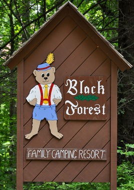 Black Forest Family Camping, Cedar Mountain NC