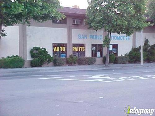 Sp Automotive Machine Shop - San Pablo, CA