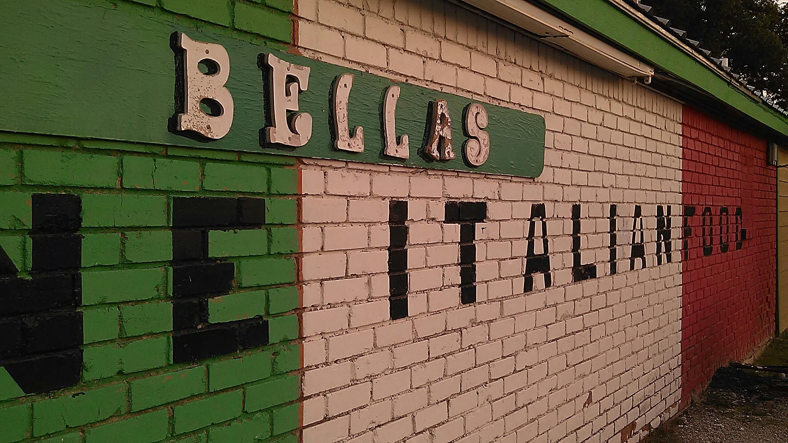 Bellas Italian Restaurant, Bowie TX