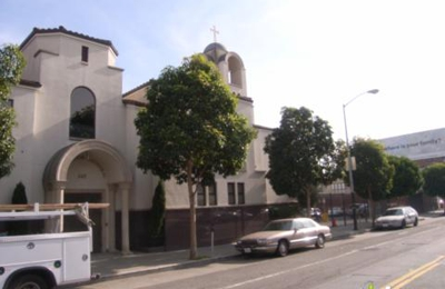 Annunciation Cathedral - San Francisco, CA