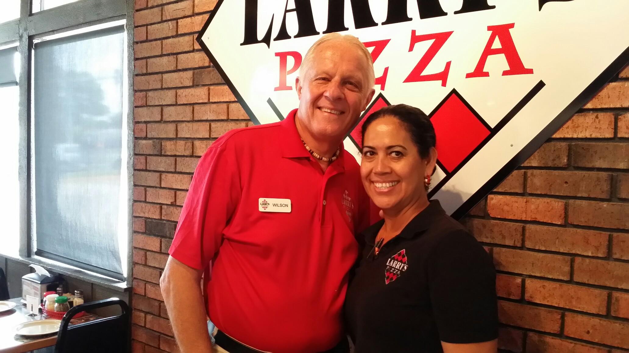 Larry's Pizza, El Dorado AR