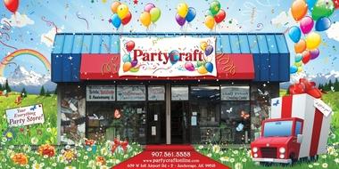 Partycraft, Anchorage AK