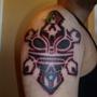 Rising Dragon Tattoos
