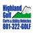 Highland Golf Carts