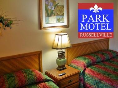 Park Motel Russellville, Russellville AR