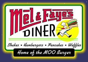 Mel's Diner, Jackson CA