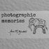 Photoriffic Memories