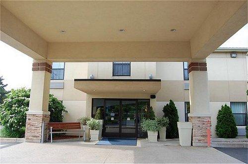 Holiday Inn Express, Vernon Rockville CT