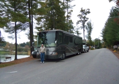 Rutlege Lake RV Resort - Fletcher, NC