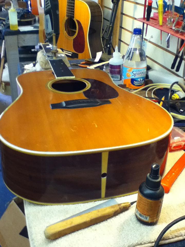 Schuyler guitar repair of burlington county mount laurel for Asian cuisine 08054