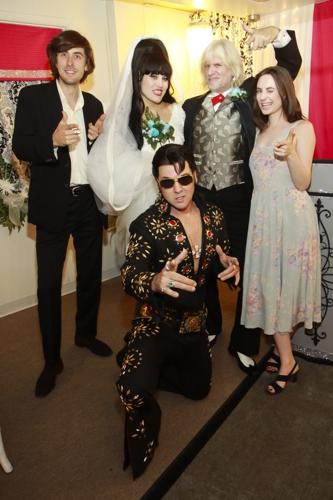 Planet Hollywood Resort Weddings 1