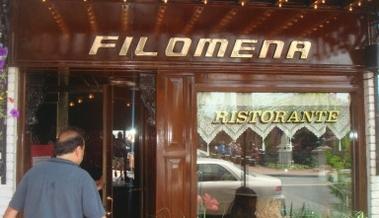Filomena Ristorante, Washington DC