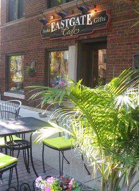 Eastgate Cafe, Oak Park IL