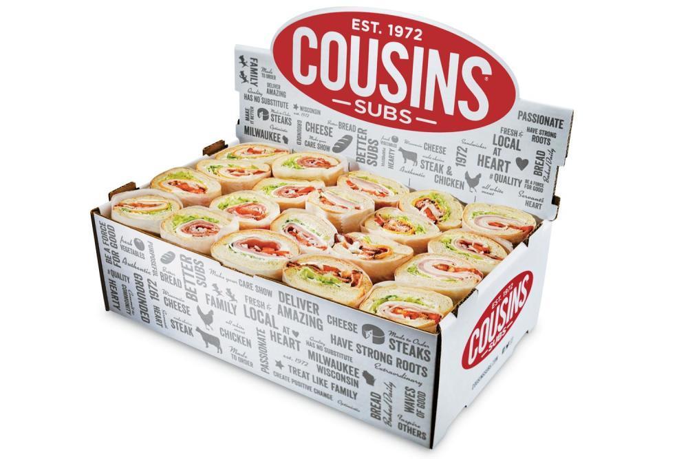 Cousins Subs, Pulaski WI
