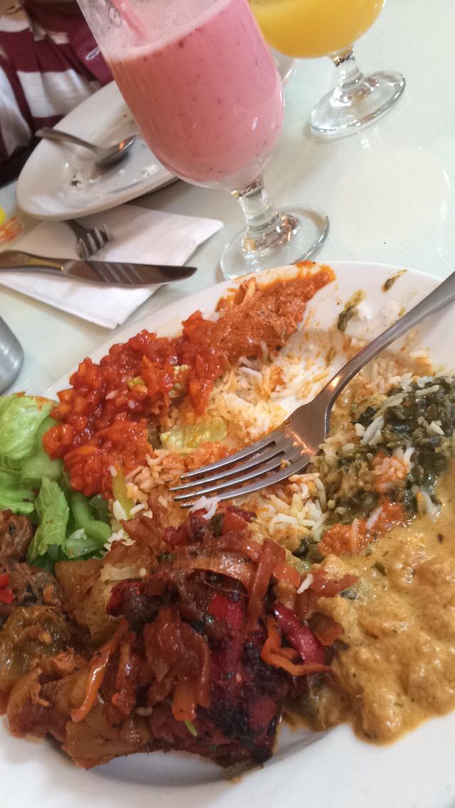 Kashmir Indian Cuisine, Salem NH