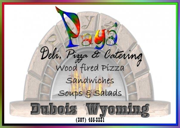 Paya'deli Pizza & Catering, Dubois WY