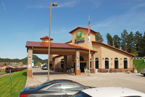 Holiday Inn Express & Suites Hill City-Mt. Rushmore Area, Hill City SD