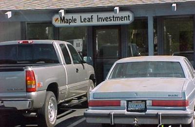 Maple Leaf Investments - San Jose, CA