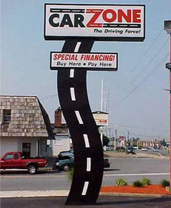 Car Zone, Dover DE