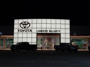 Landers McLarty Toyota, Fayetteville TN