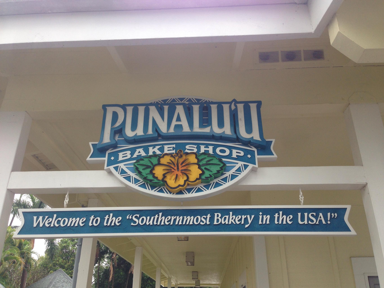 Punaluu Bake Shop Inc, Naalehu HI